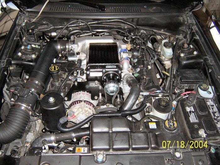 2001 Mustang Gt Kenne Bell Blower