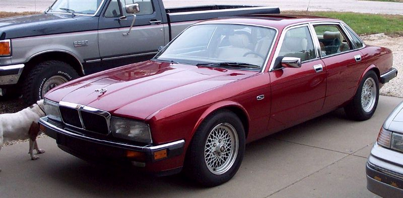 This Was Not Only My First Jaguar, But Also My First (and Only) V12 Car.  This V12 Had Been Upgraded Under Ford Ownership To Fix All The Oil Leaks  And Other ...